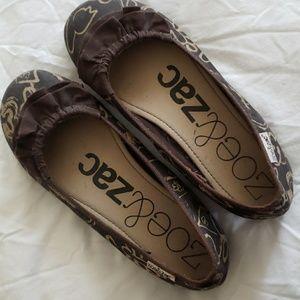 Cute Brown Flats